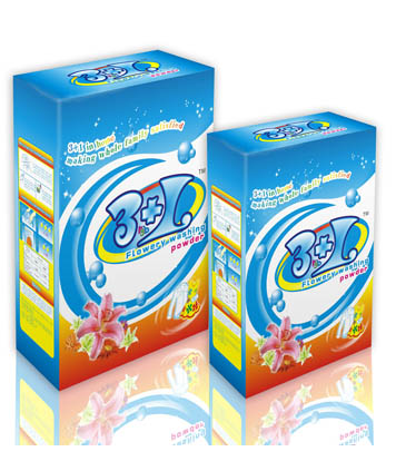 Washing powder(Paper Box)